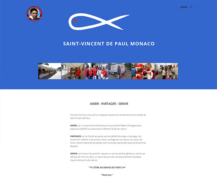 Site Internet Saint-vincent-de-paul.com